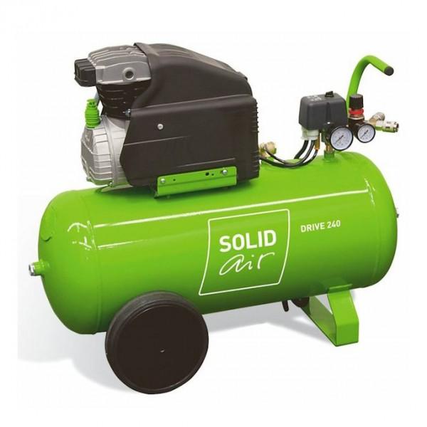Поршневой компрессор SOLIDdrive 240
