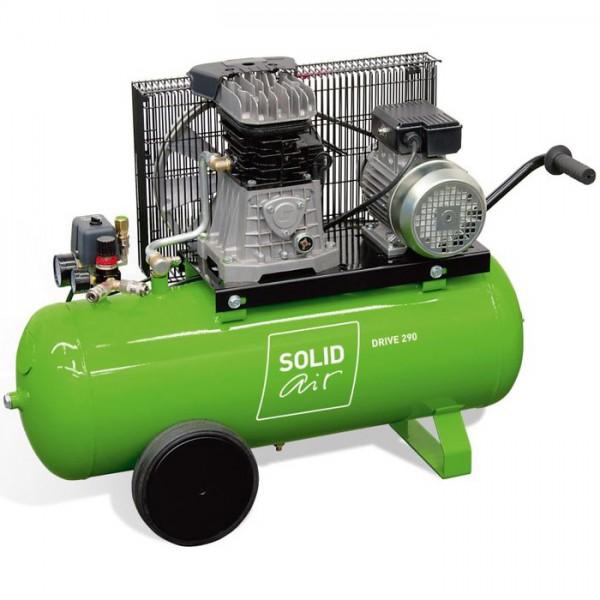 Поршневой компрессор SOLIDdrive 290