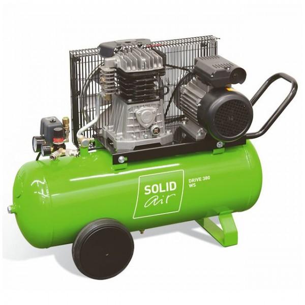 Поршневой компрессор SOLIDdrive 380 WS