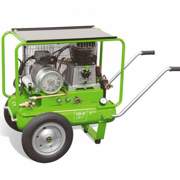 Поршневой компрессор SOLIDdrive 400 car