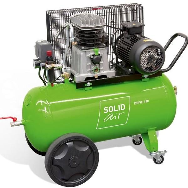 Поршневой компрессор SOLIDdrive 480