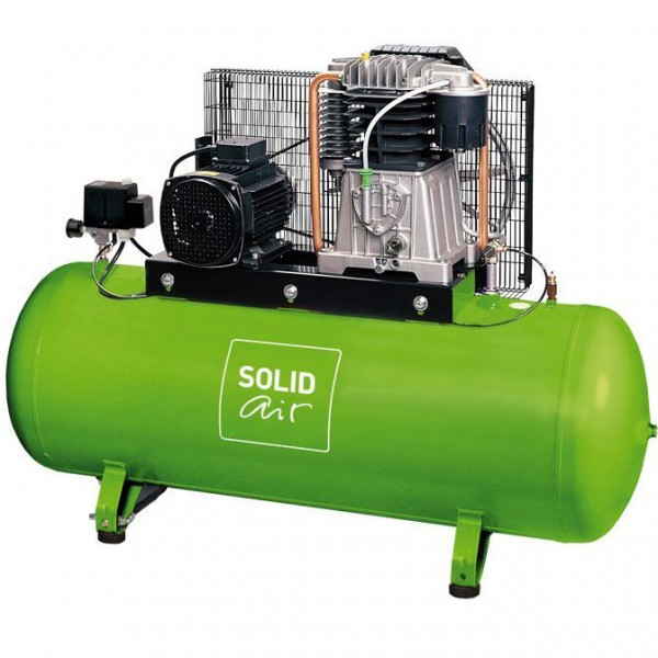 Поршневой компрессор SOLIDbase 520