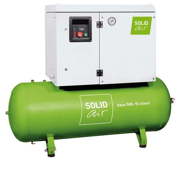 Поршневые компрессоры SOLIDbase 820-10 / 580-15