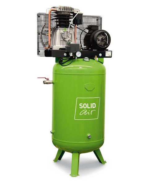 Поршневой компрессор SOLIDbase 680-10 ST