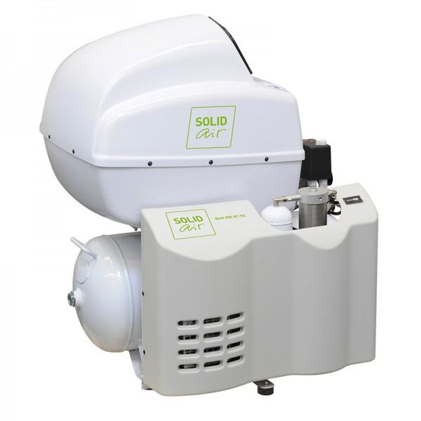 Безмасляные компрессоры для стоматологии SOLIDdent BASIC 100 C-TS — 250 NC-TS