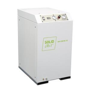 Безмасляные компрессоры для стоматологии SOLIDdent BASIC 200 NC-TS - 250 NC-TS