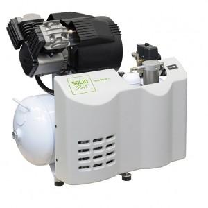 Безмасляные компрессоры для стоматологии SOLIDdent BASIC 200 AT-T и 250 AT-T