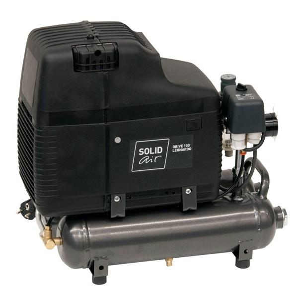 Поршневой компрессор SOLIDdrive 100 Leonardo