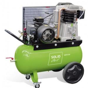 Мобильные поршневые компрессоры SOLIDdrive 520 - 850