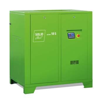 Винтовой компрессор SOLIDscrew 18S