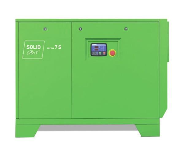 Винтовой компрессор SOLIDscrew 7S